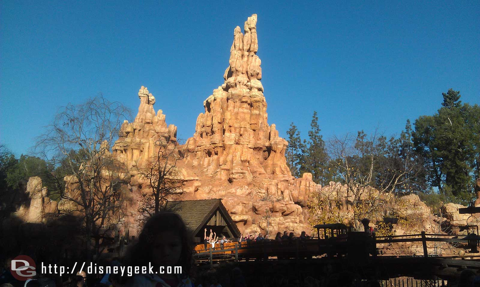 Last weekend to experience Big Thunder before it closes for several months of work