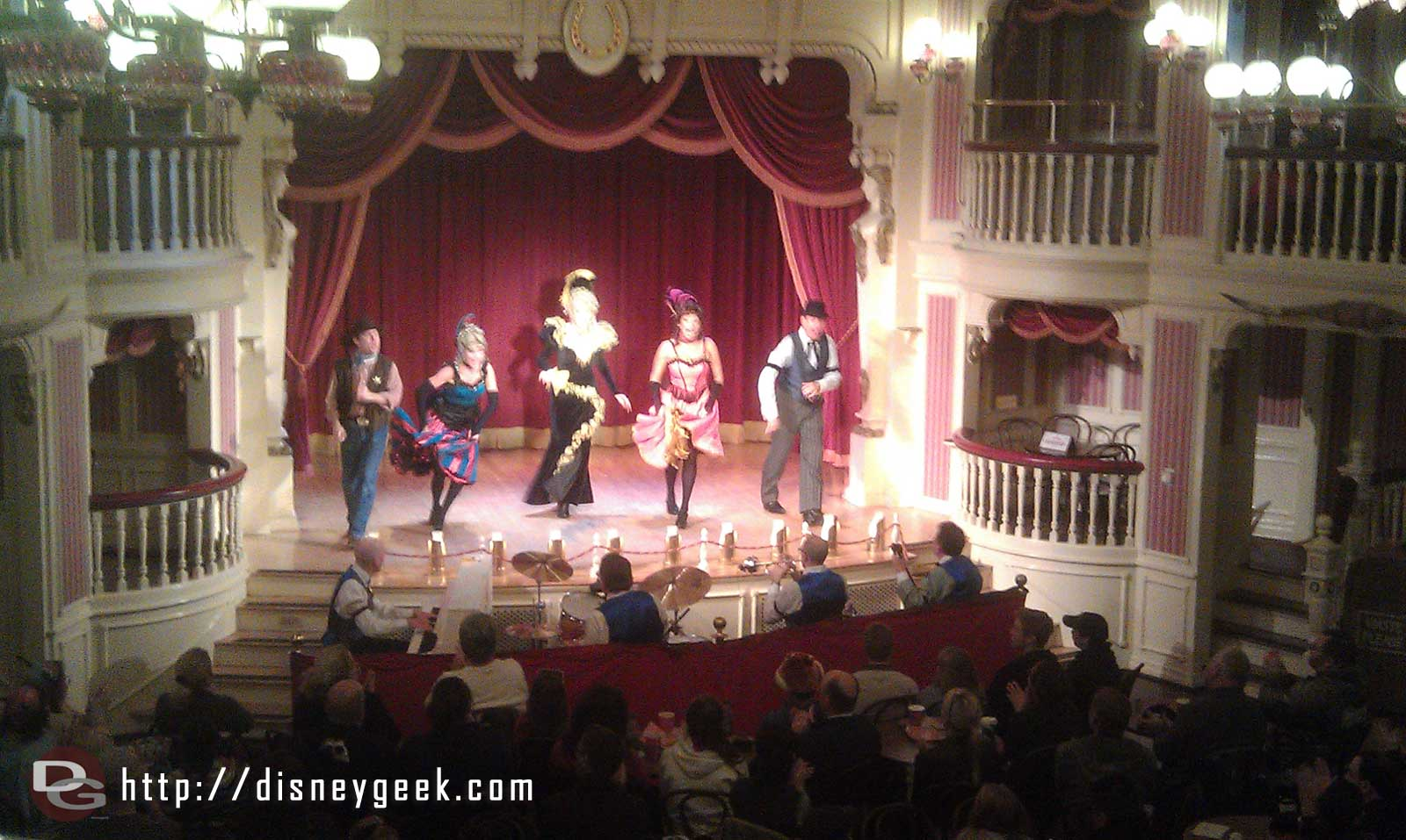 One more Golden Horseshoe Picture, better pics and videos in tomorrows update.