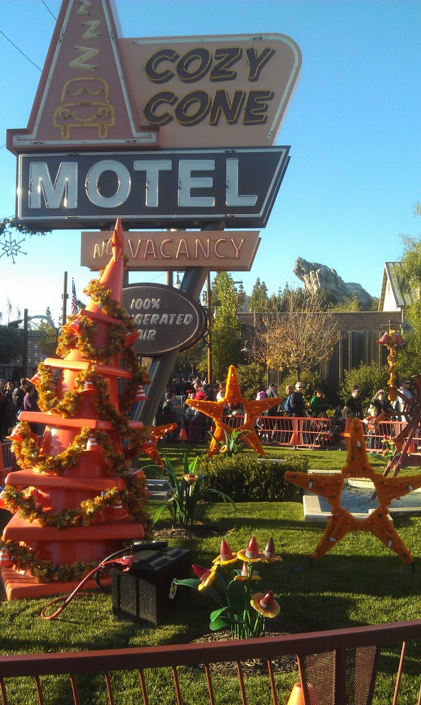 The Cozy Cones tree