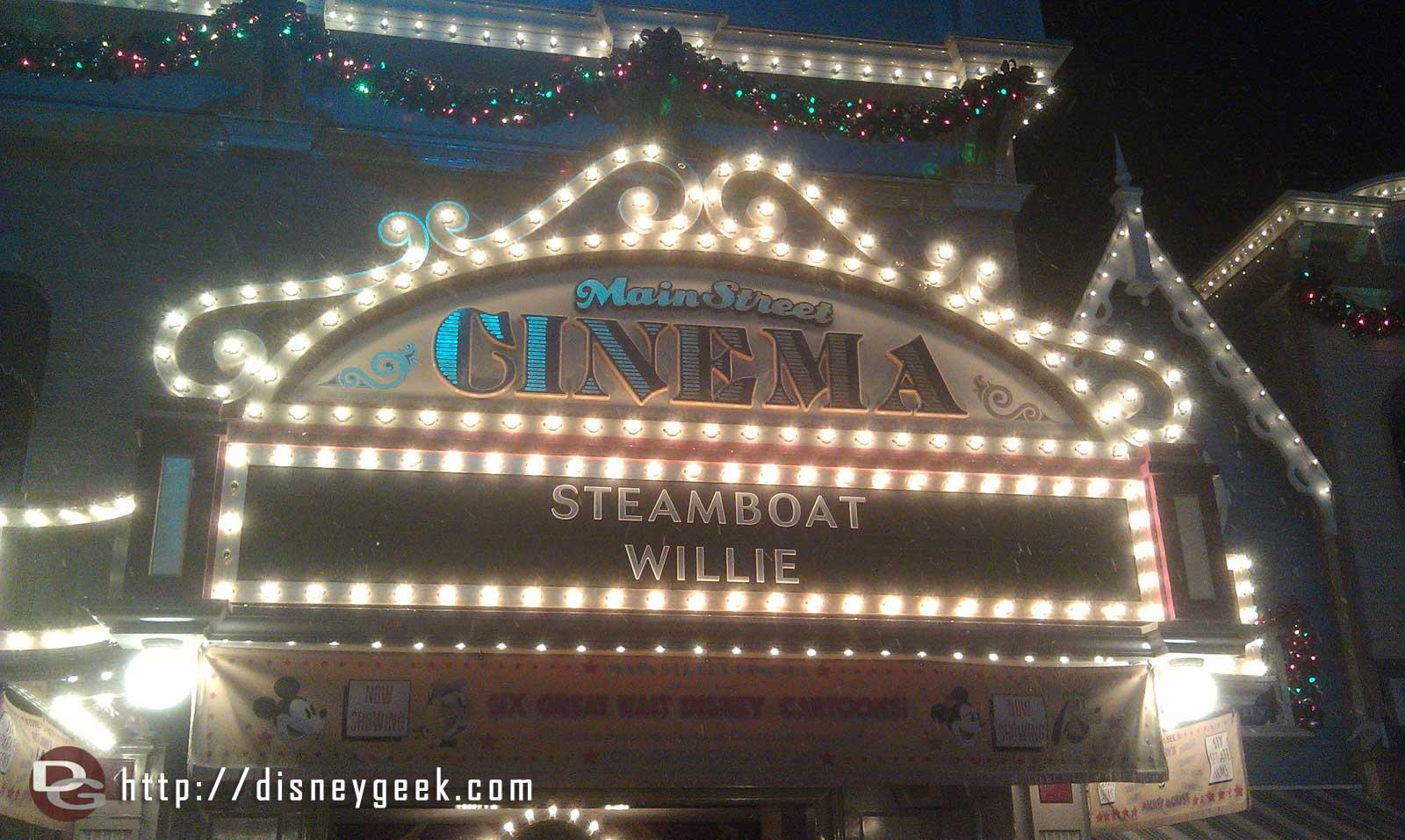 The Main Street Cinema