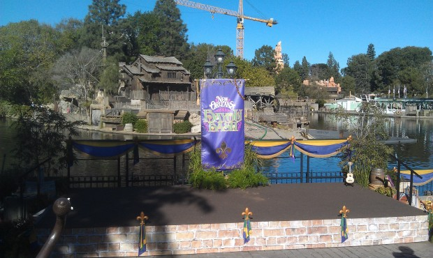 The New Orleans Bayou Bash started its #LimitedTimeMagic run today.