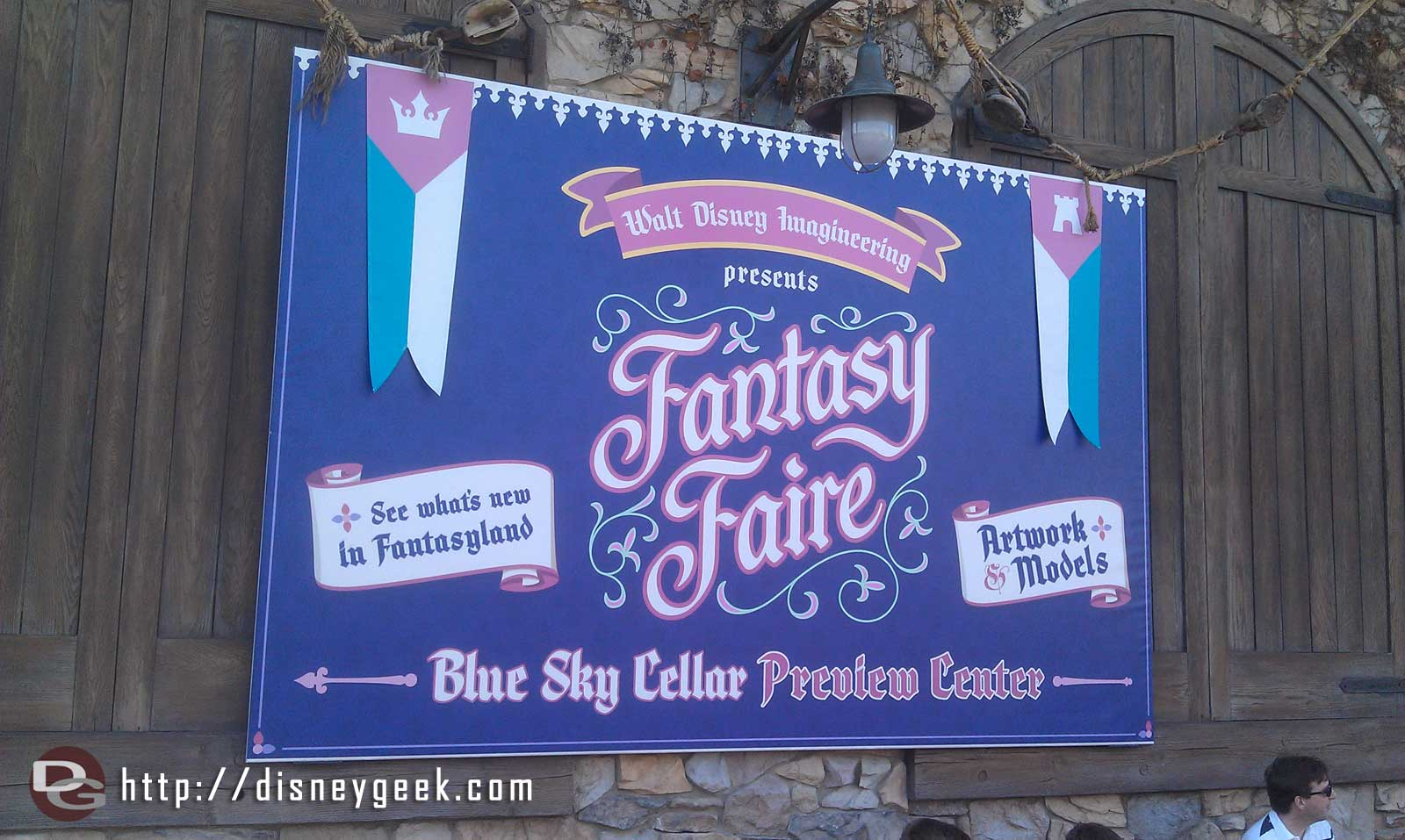 The new Blue Sky Cellar exhibit opens this weekend featuring Fantasy Faire