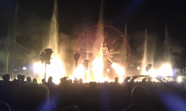 World of Color - Pirates