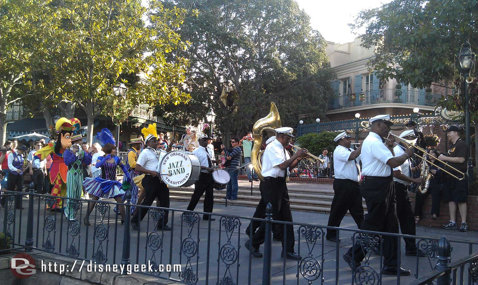The New Orleans Bayou Bash has a few weekends left in its #LimitedTimeMagic run