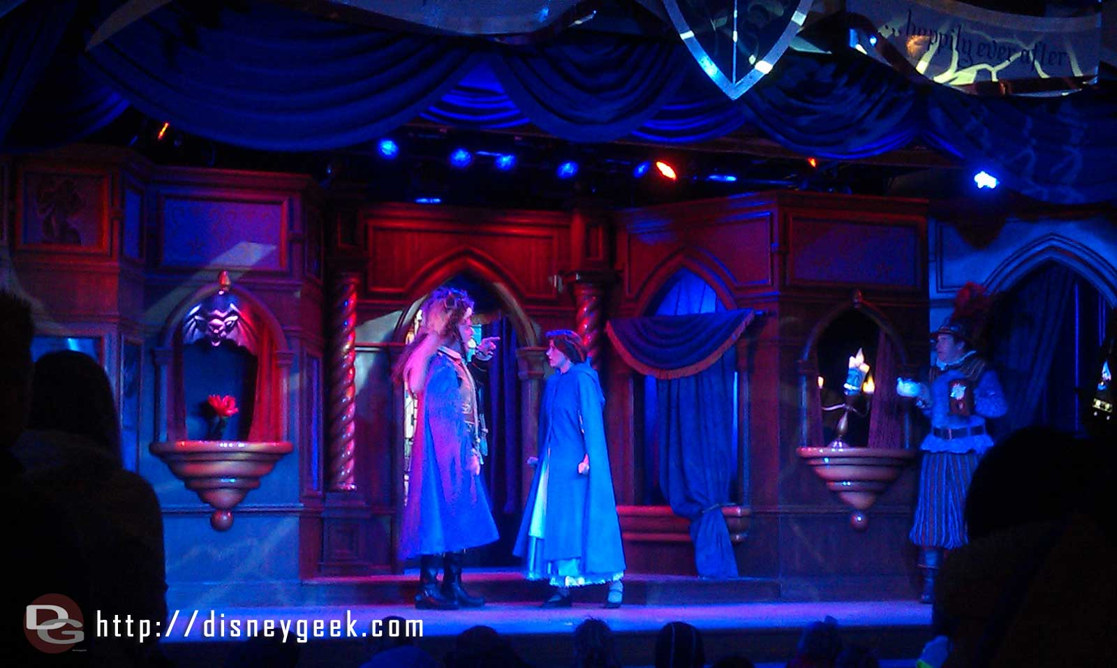 Beauty & the Beast at the Royal Theater