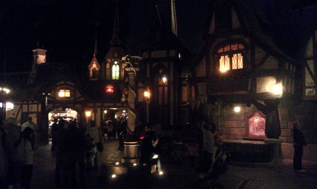 Fantasy Faire this evening