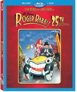 Who Framed Roger Rabbit BluRay Combo Pack from Disney