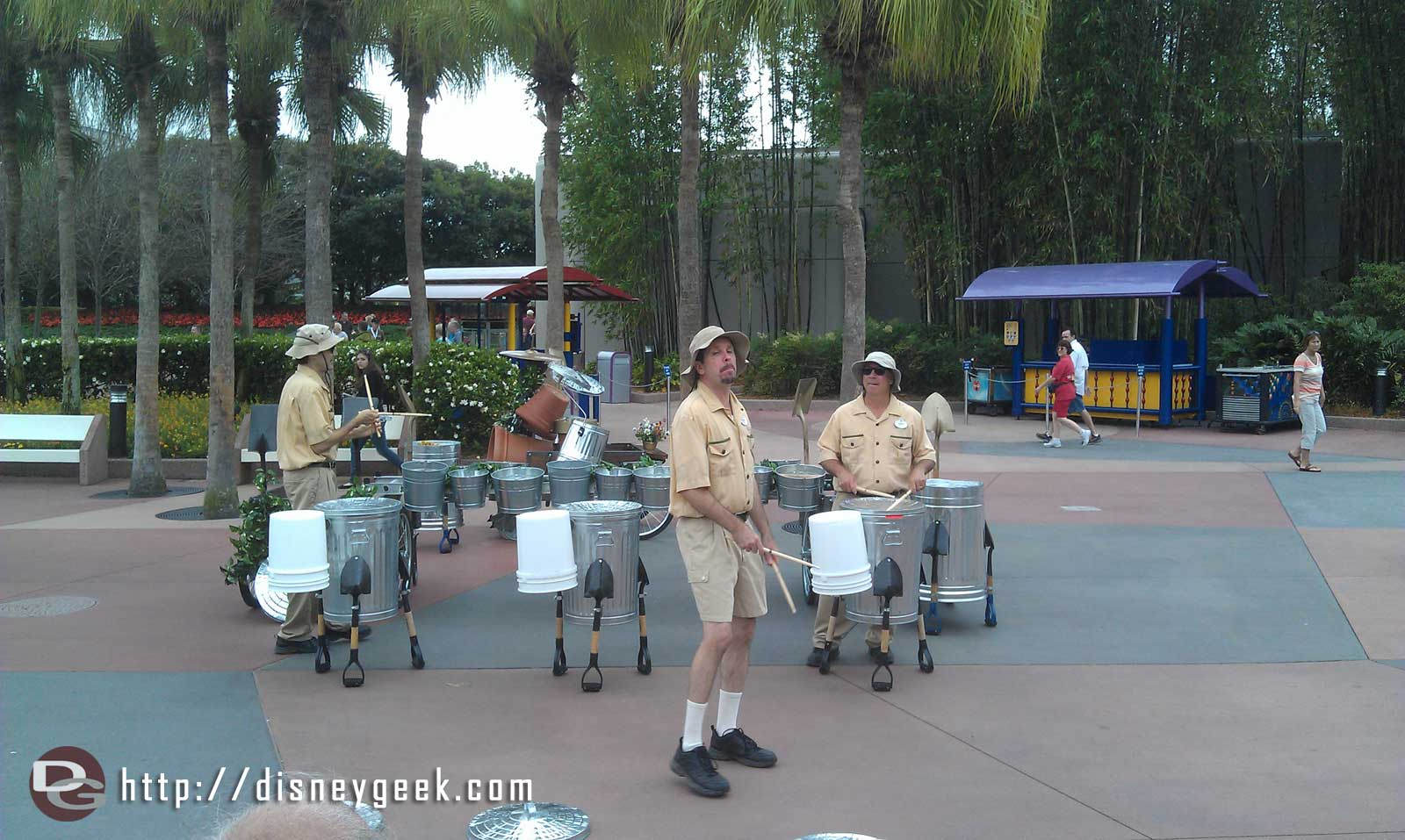 Epcot Jamin Landscapers