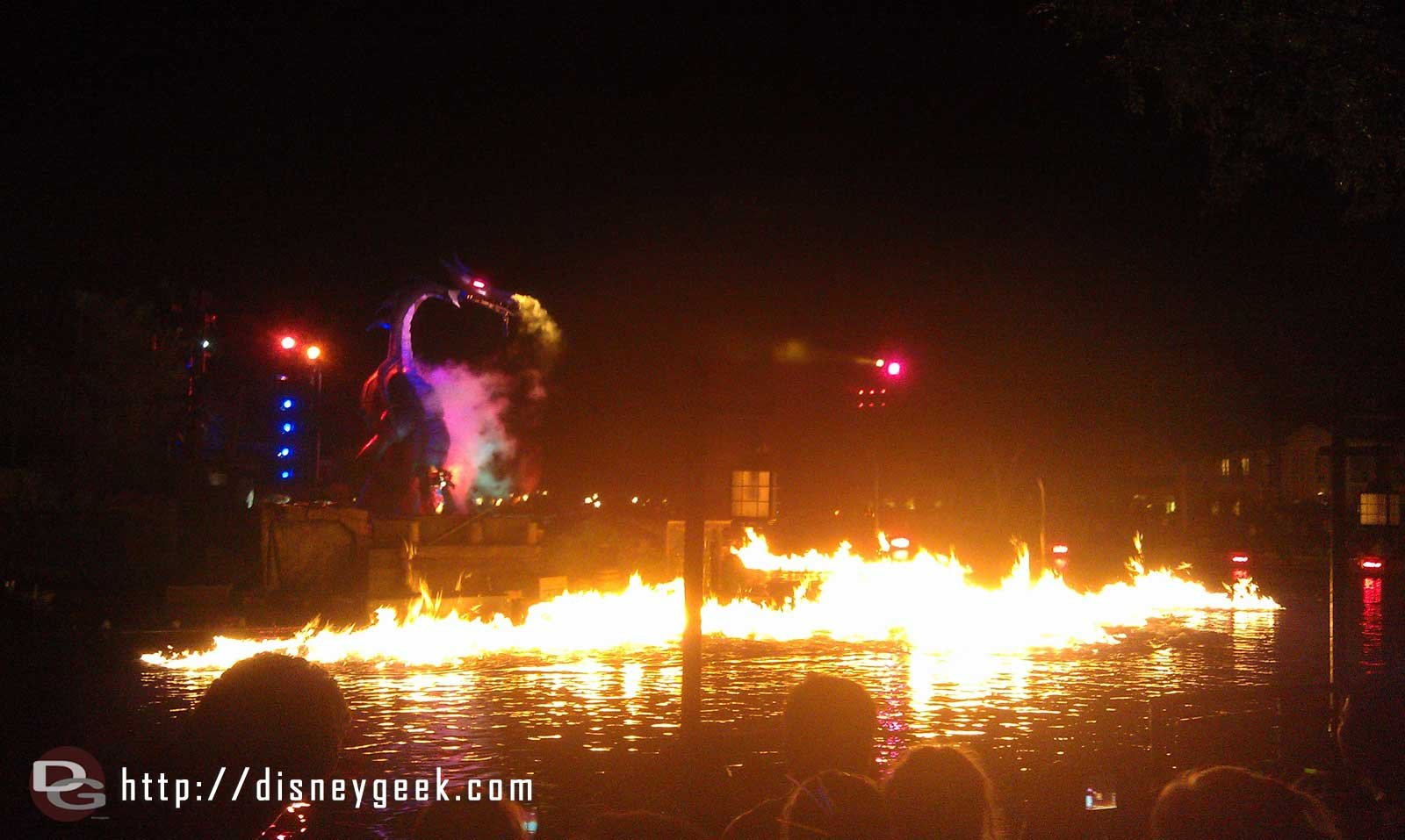 Fantasmic –  Dragon