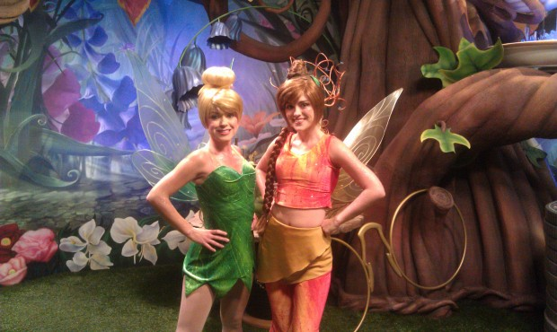 Limitedtimemagic Tinkerbell And Fawn The Geek S Blog