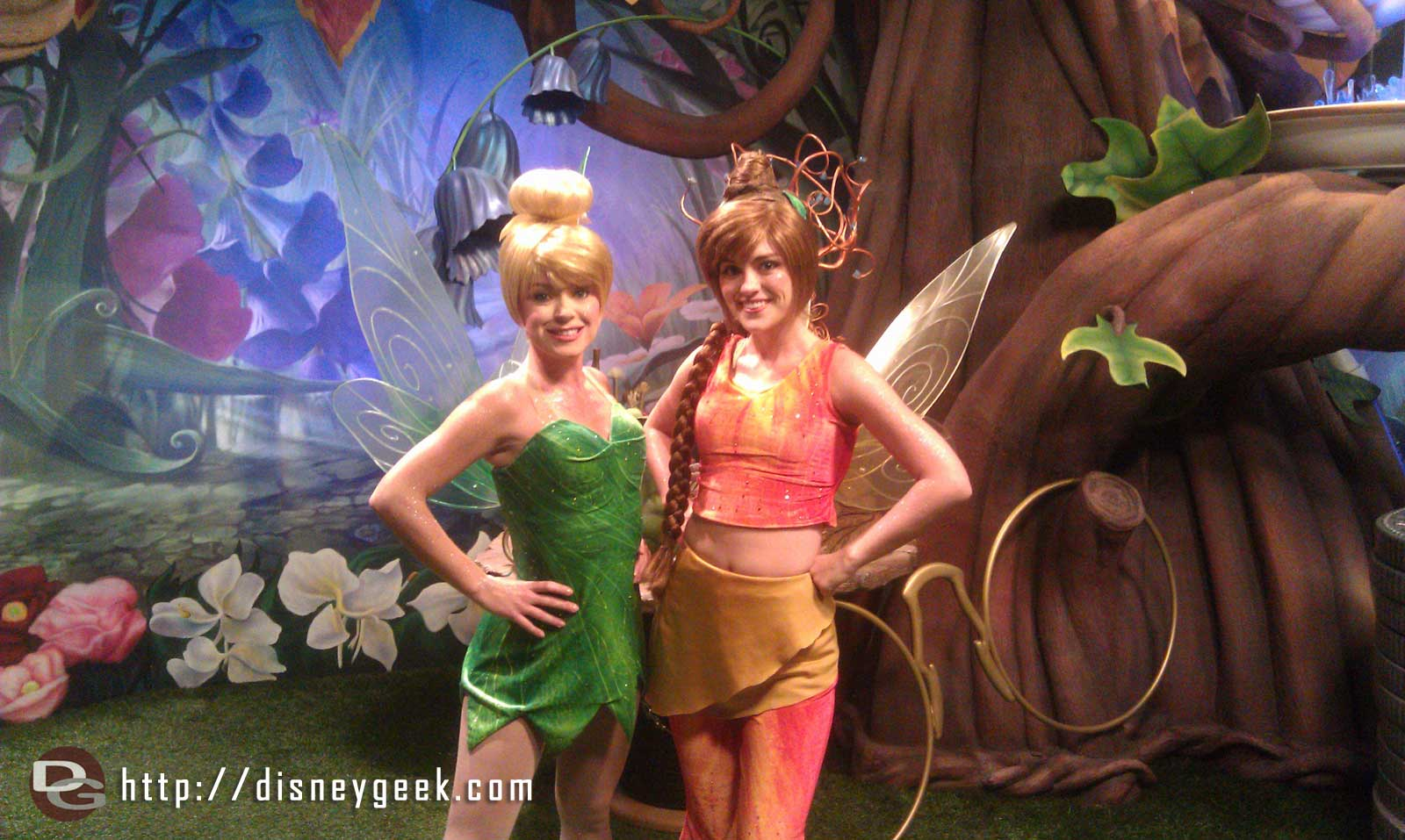 #LimitedTimeMagic Tinkerbell and Fawn