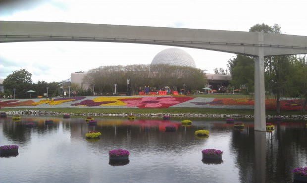 Looking toward Future World