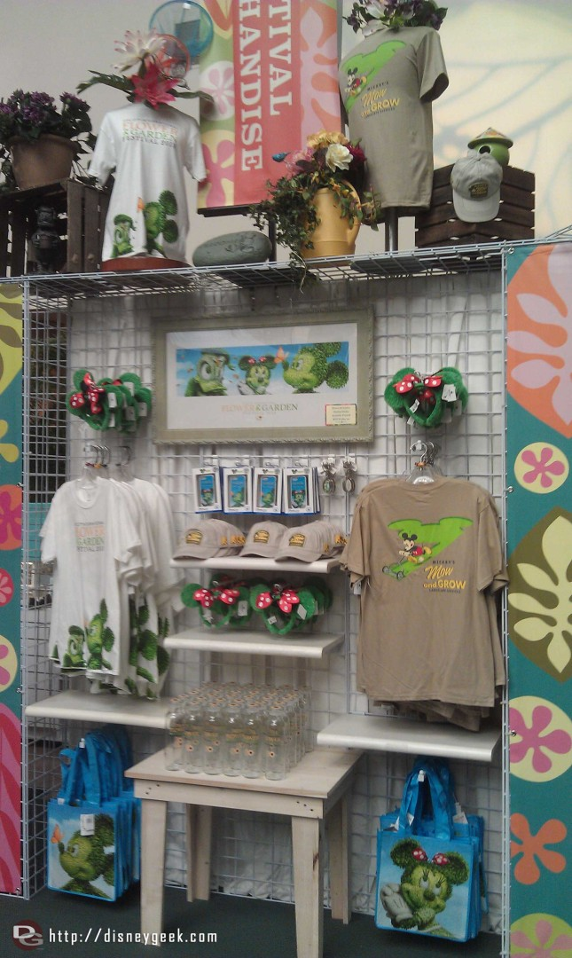 More Flower and Garden merchandise