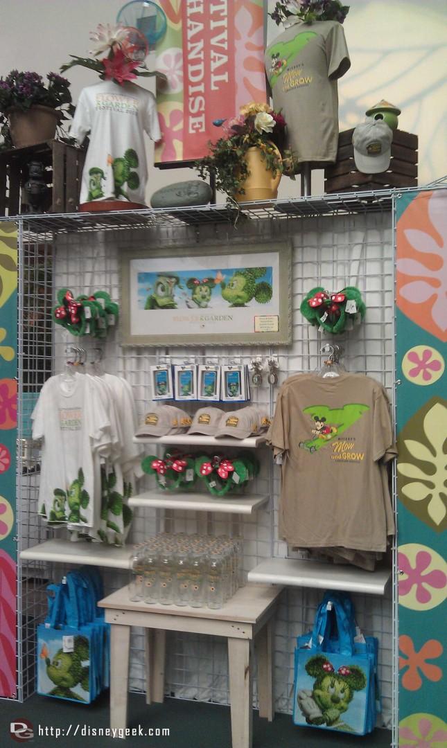 More Flower and Garden merchandise