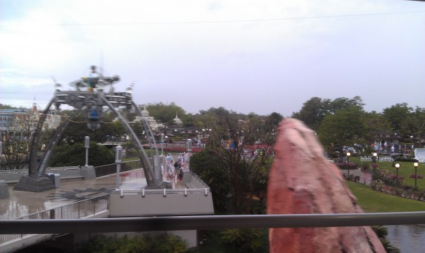 Onboard the PeopleMover