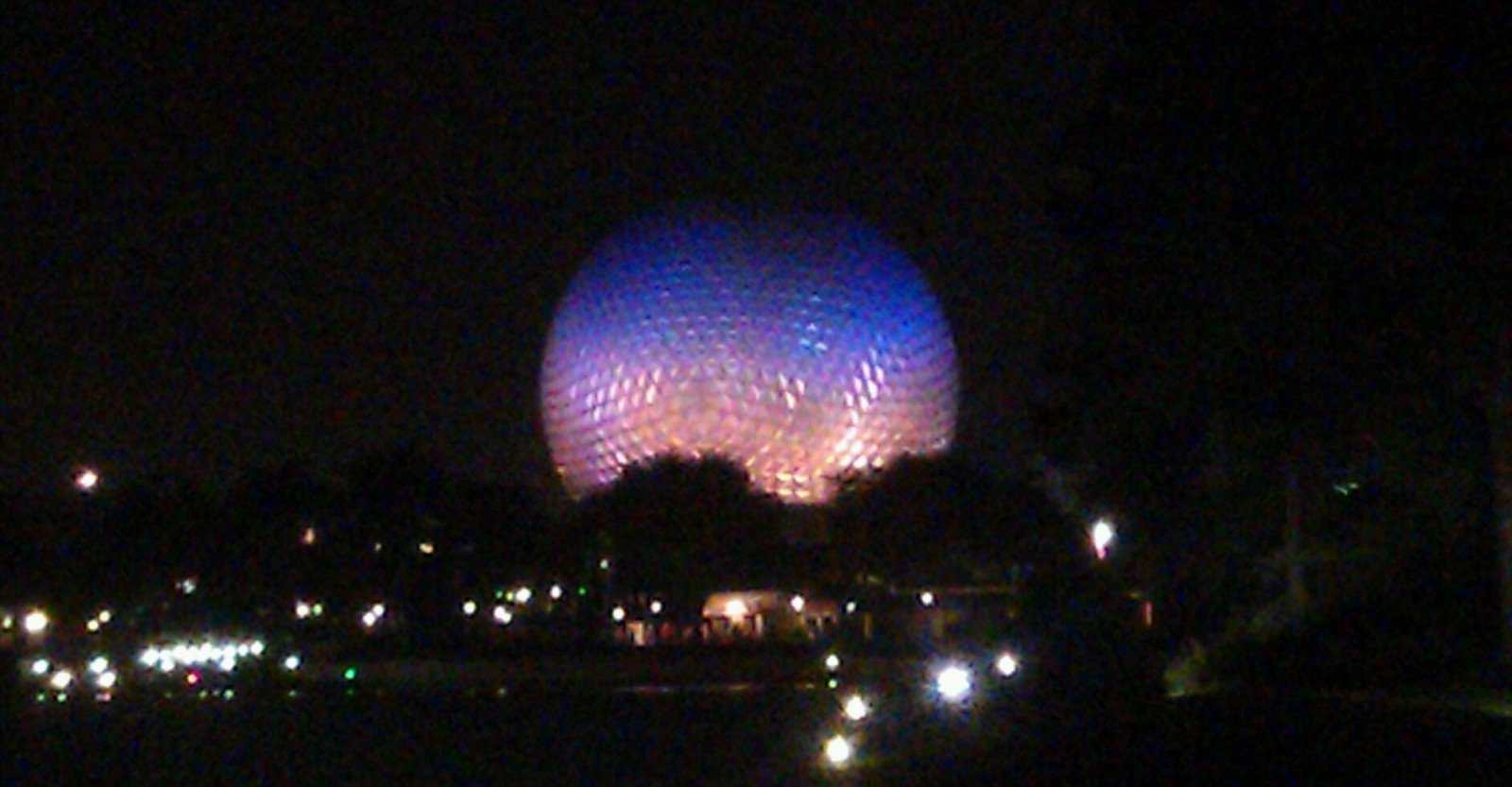 Spaceship Earth from near Germany