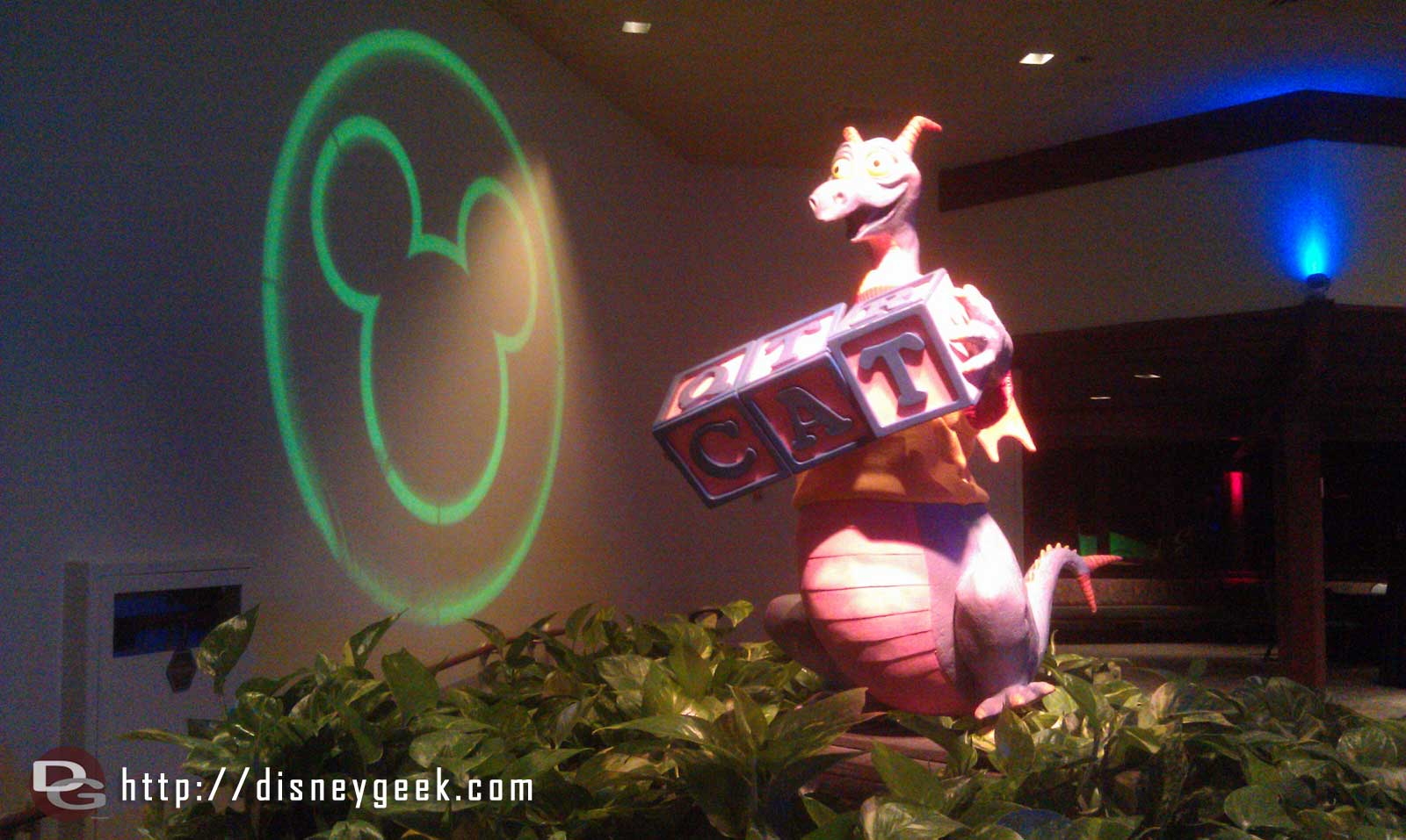 Stopped by the Odyssey to exchange my pass for a new rfid enabled version, and to see Figment
