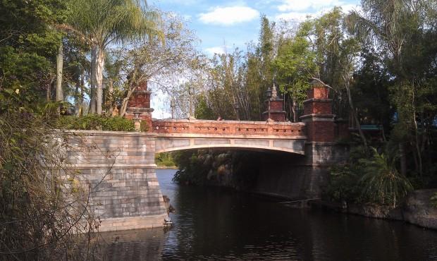 The bridge into Asia