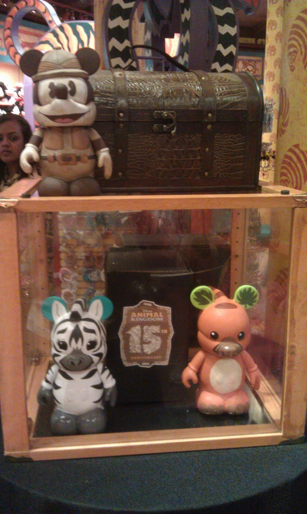 The limited Vinylmation for #DAK15. these were all originals, 1 of 1