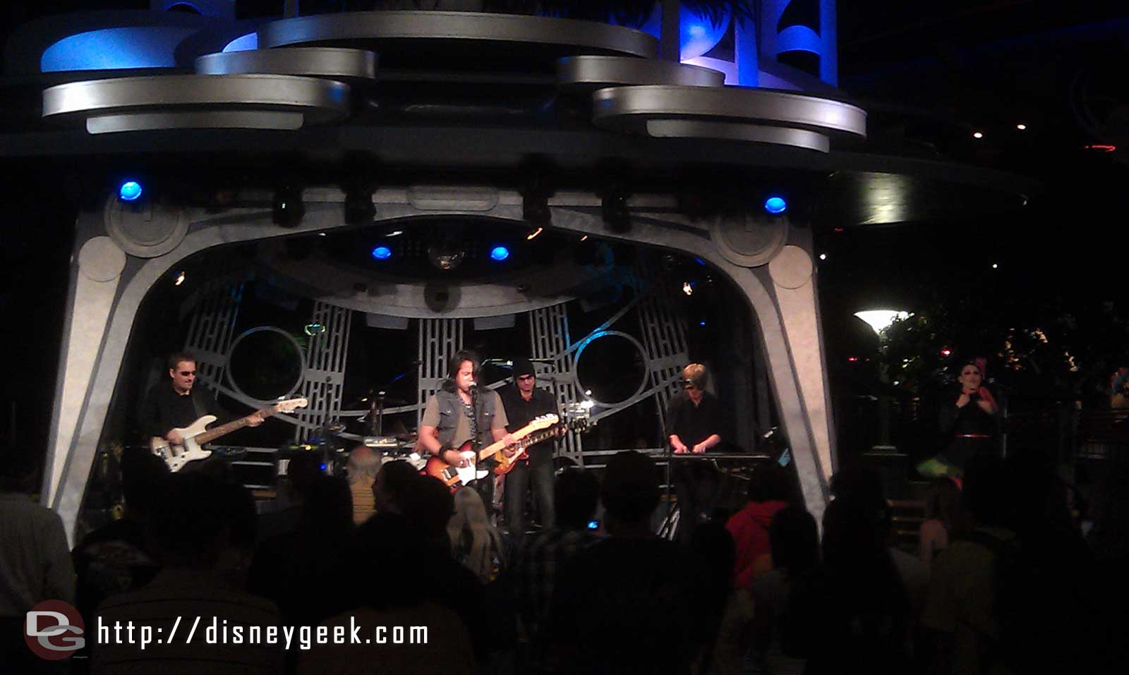 Tomasina is at Tomorrowland Terrace this weekend