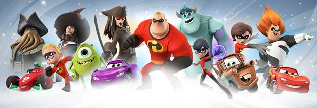 Disney Insider Celebrates Disney Infinity with First Behind-the-Scenes Video (Release)