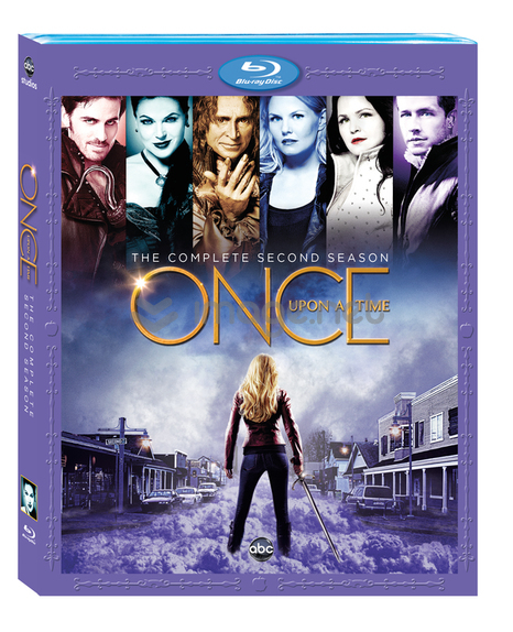 Once Upon a Time: The Complete Season DVD/Blu-ray – August 13