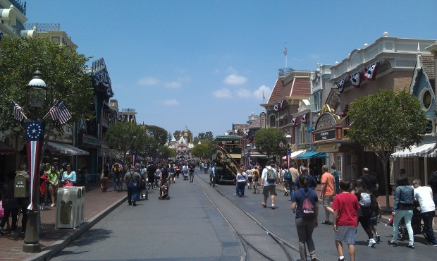 A look at Main Street
