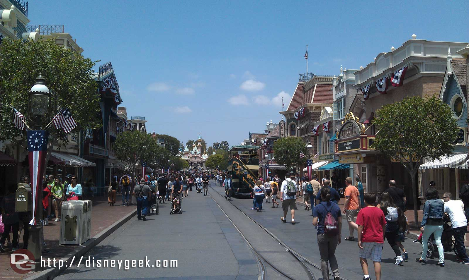 A look at Main Street