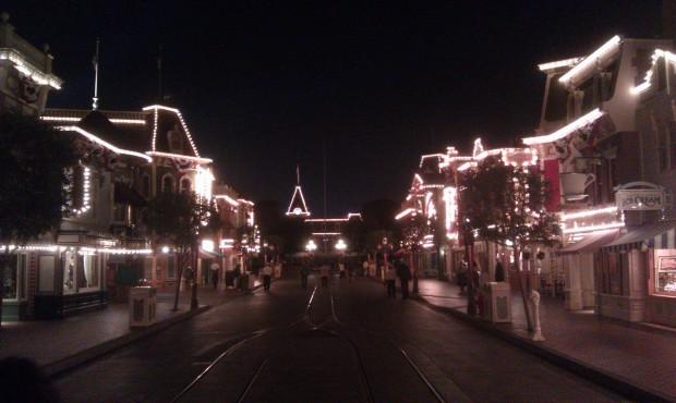 A look at a quiet Main Street USA