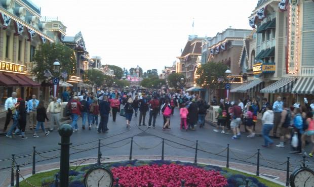 A look down Main Street