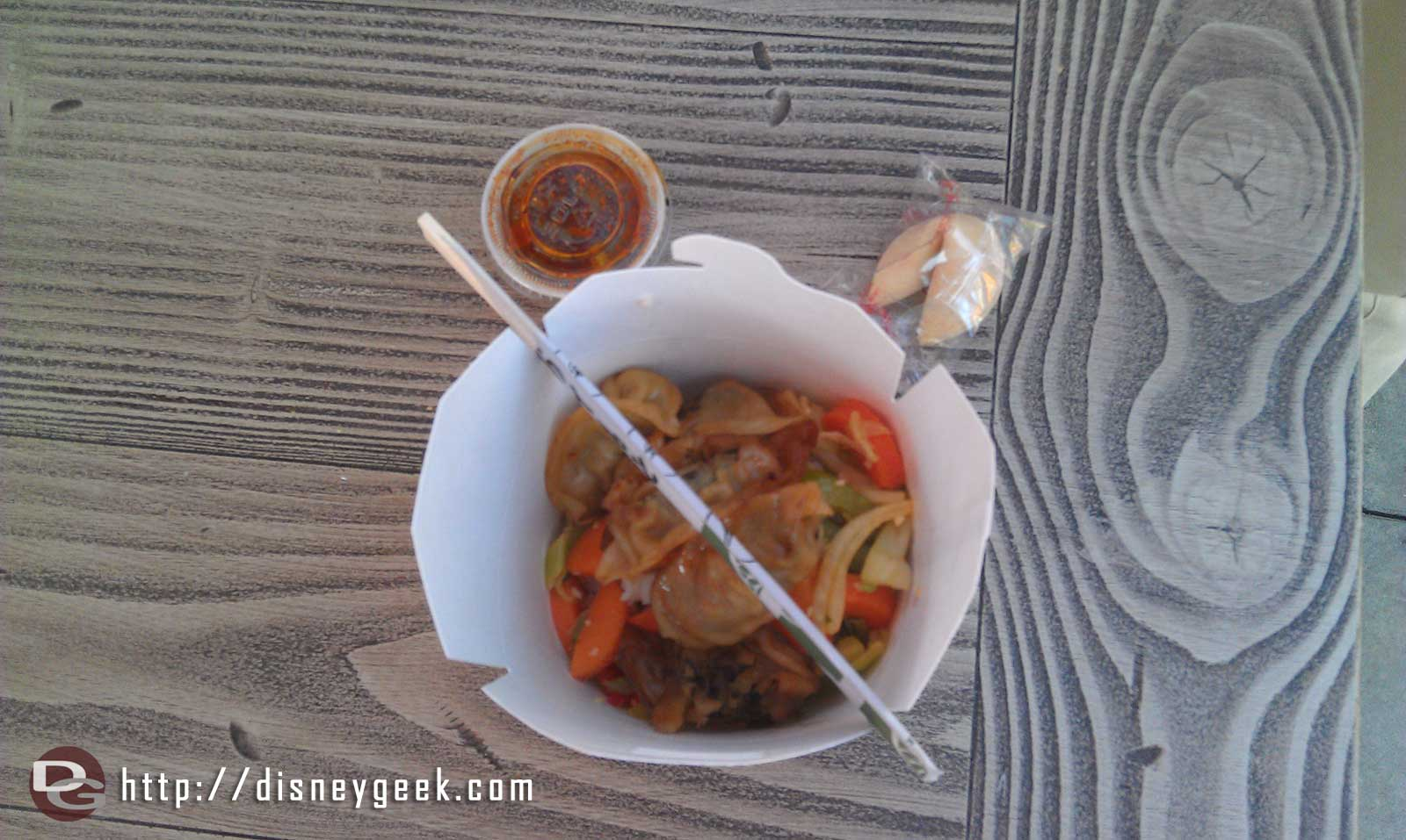 Chicken and Vegetables Potstickers $9.79 at Lucky Fortune Cookery