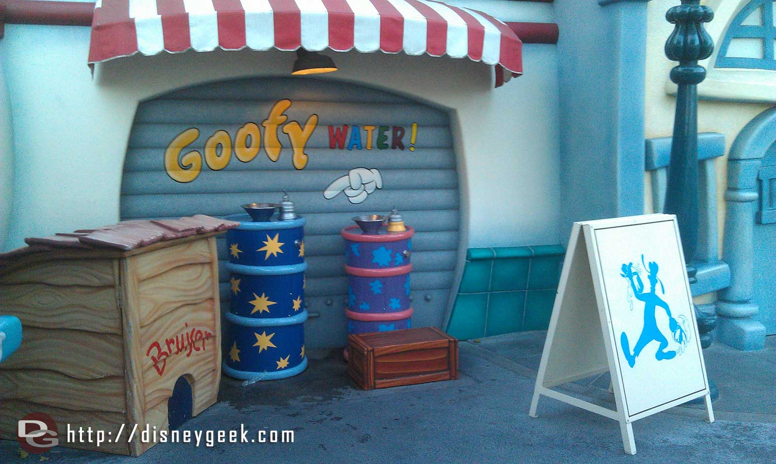Goofy Water has finally returned to Toontown