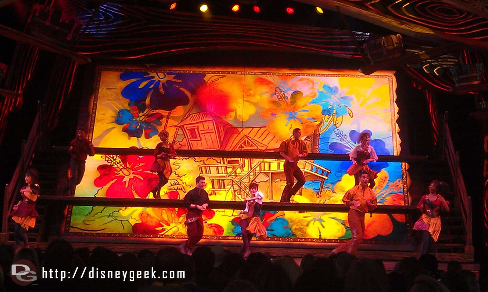 Hawaiian Roller Coaster – Mickey and the Magical Map