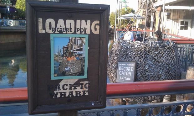 Noticed  the photospot in tge Wharf area no longer says Kodak