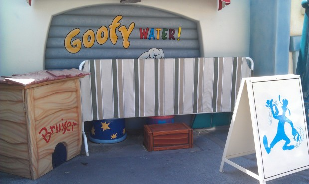 Still no Goofy water in Toontown for those tracking its status