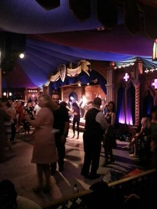 Swing Dancing @ Disneyland