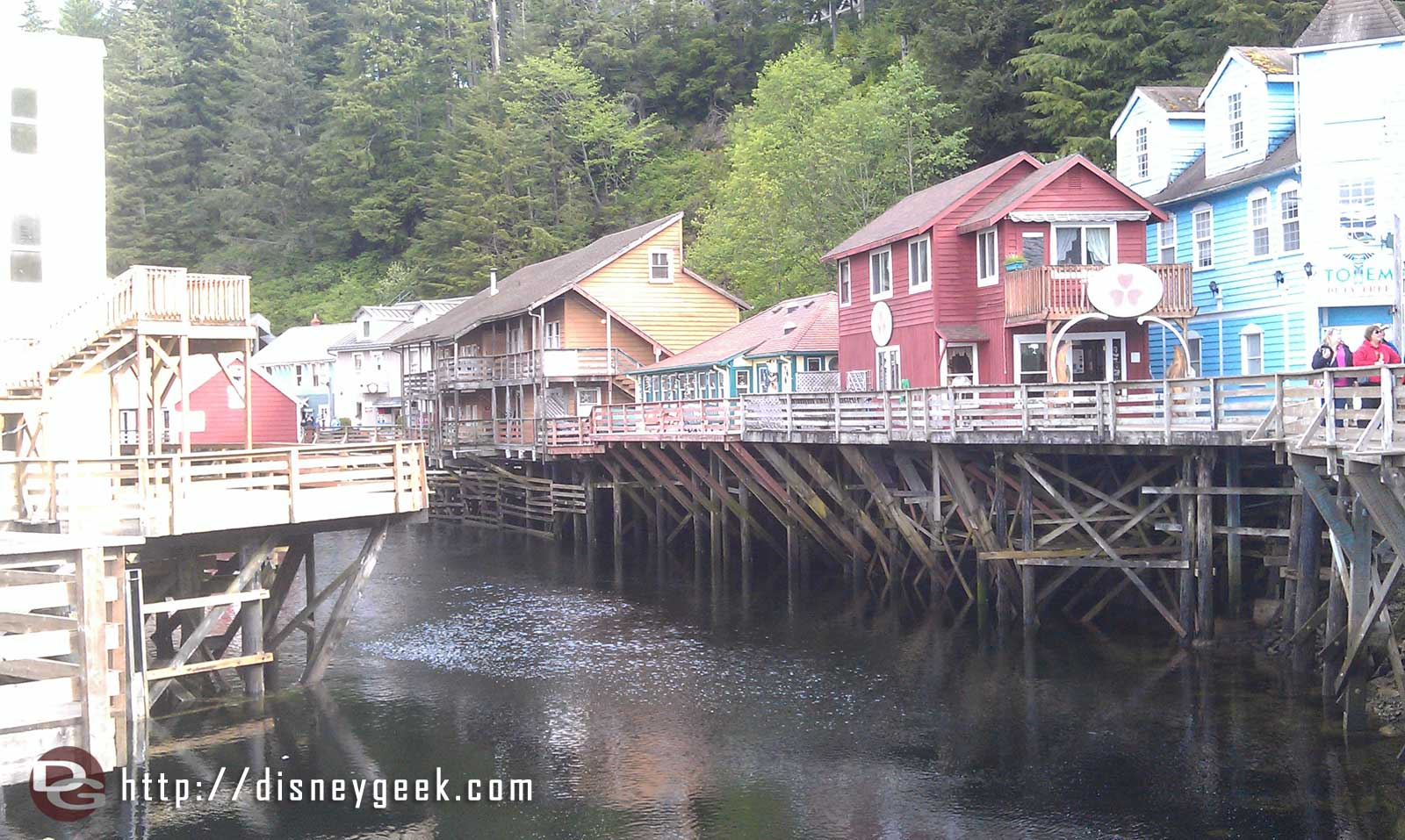 Creek Street Ketchikan #Alaska
