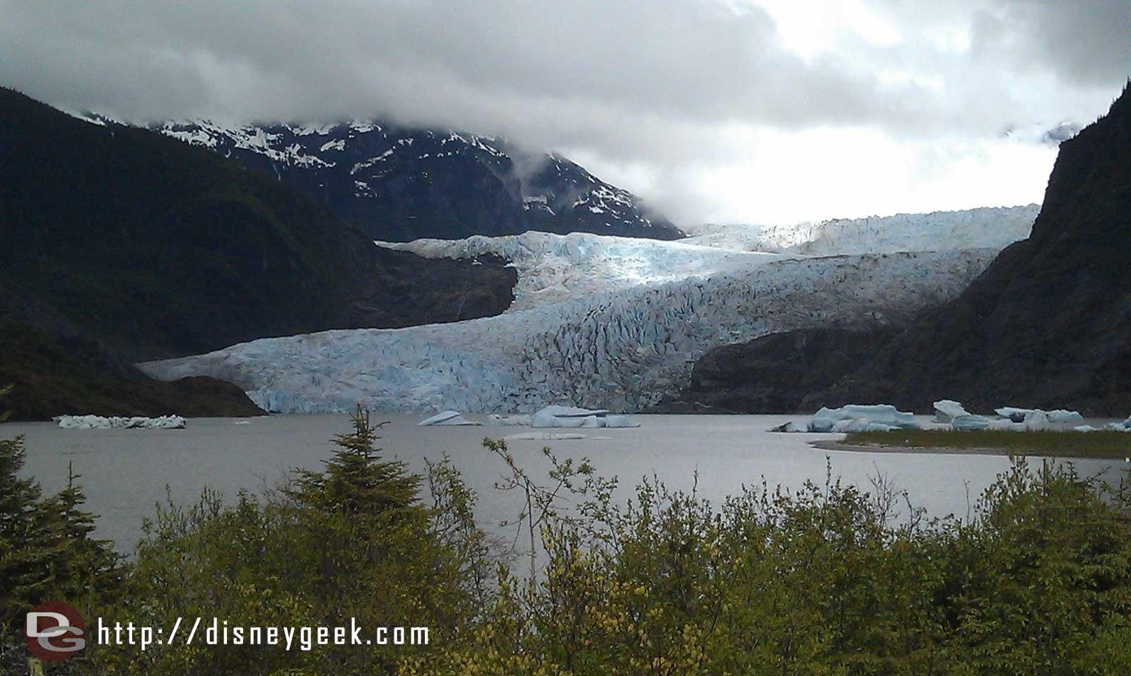 Mendenhall Glacier #Alaska