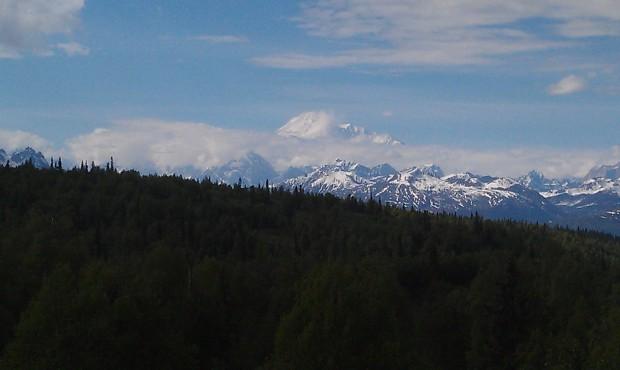 Mt. McKinley #Alaska