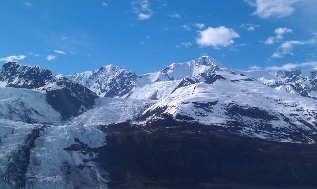 Yesterday we were in College Fjord #Alaska