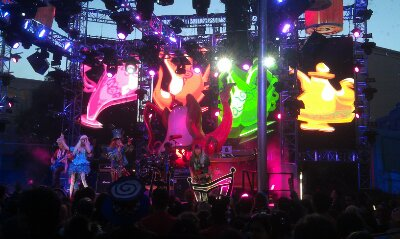 Stopped by the #MadTParty