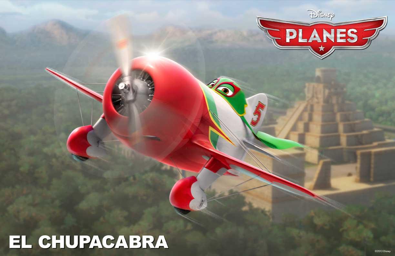 El Chupacabra, the Mexican Legend, voiced by Carlos Alazraqui