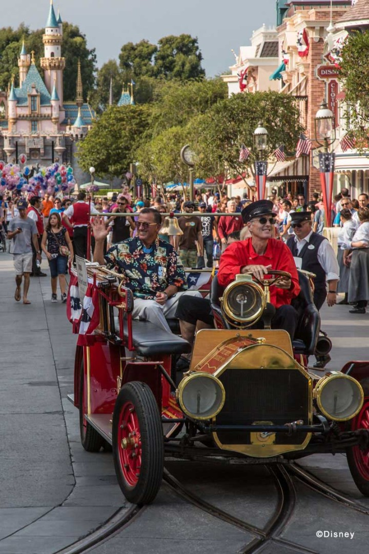 Disneyland Resort Celebrates Congressional Medal of Honor Recipient Jay R. Vargas