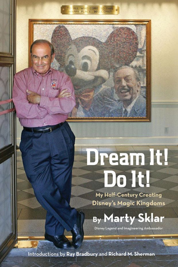 Dream It! Do It! – Marty Sklar Book (My 1st Impressions)