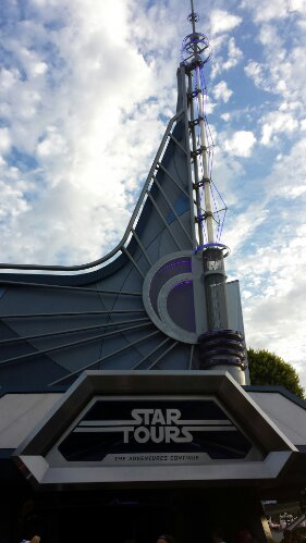 Instead of 70 min for Splash you could wait 30 for Star Tours & 40 for Space Mountain this evening