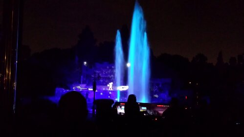 Fantasmic time