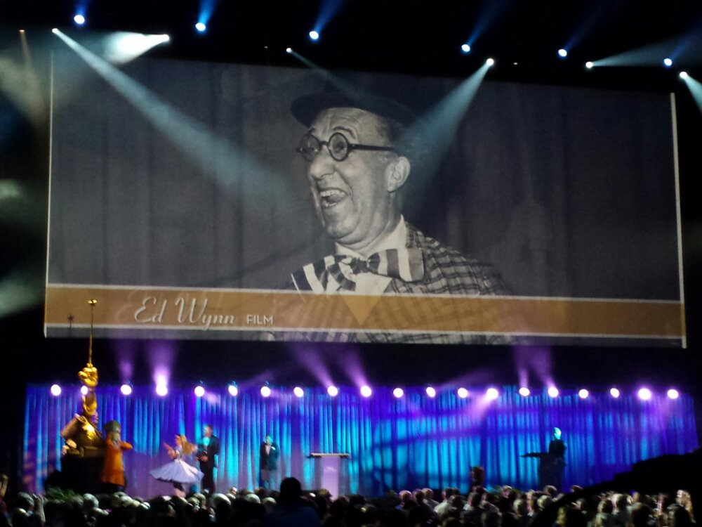 Ed Wynn  – Disney Legends #D23Expo