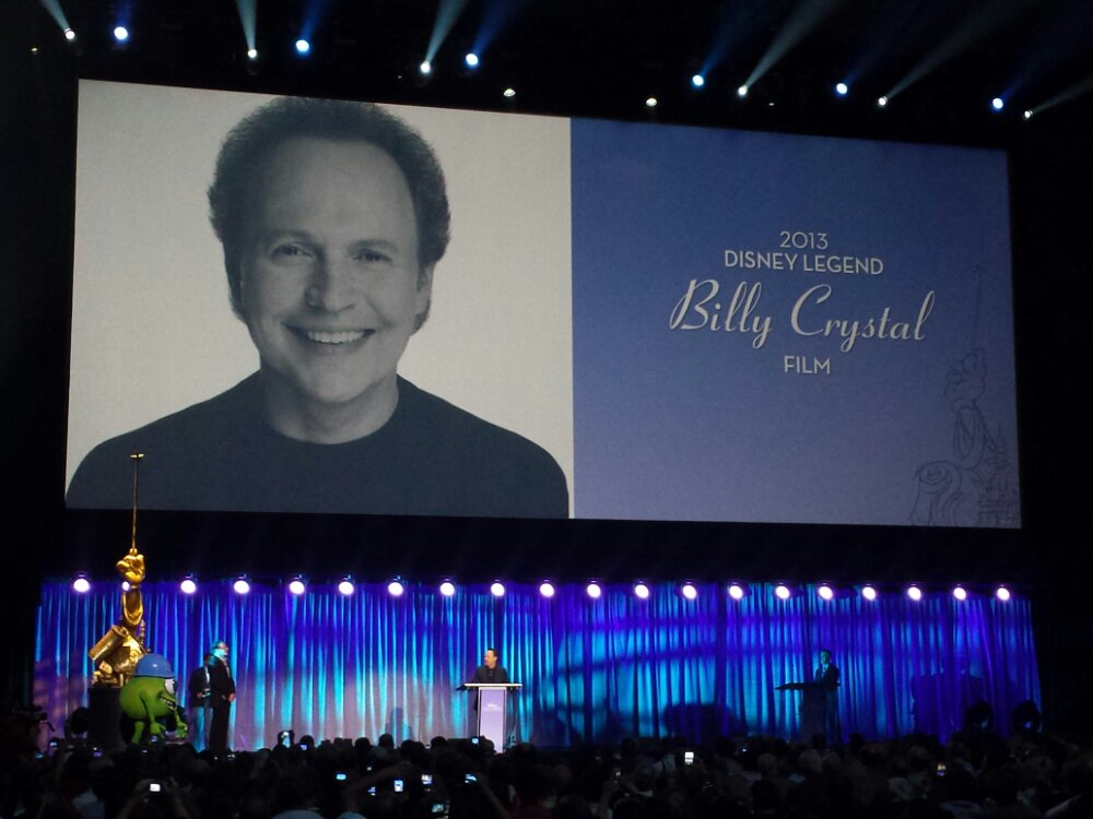 Billy Crystal – Disney Legends #D23Expo
