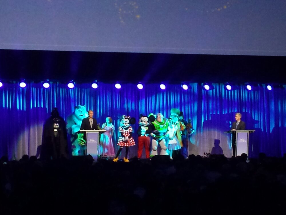 #D23Expo Legends Ceremony is wrapping up