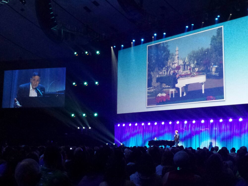 Feed the Birds – #D23Expo